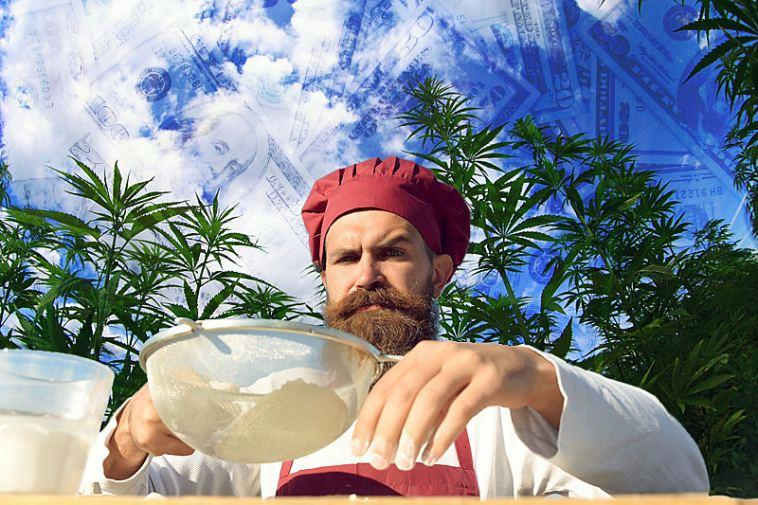 Atomic Blaze Online Smoke Shop ranks hemp edibles chef as one of the highest paying jobs in the canna industry